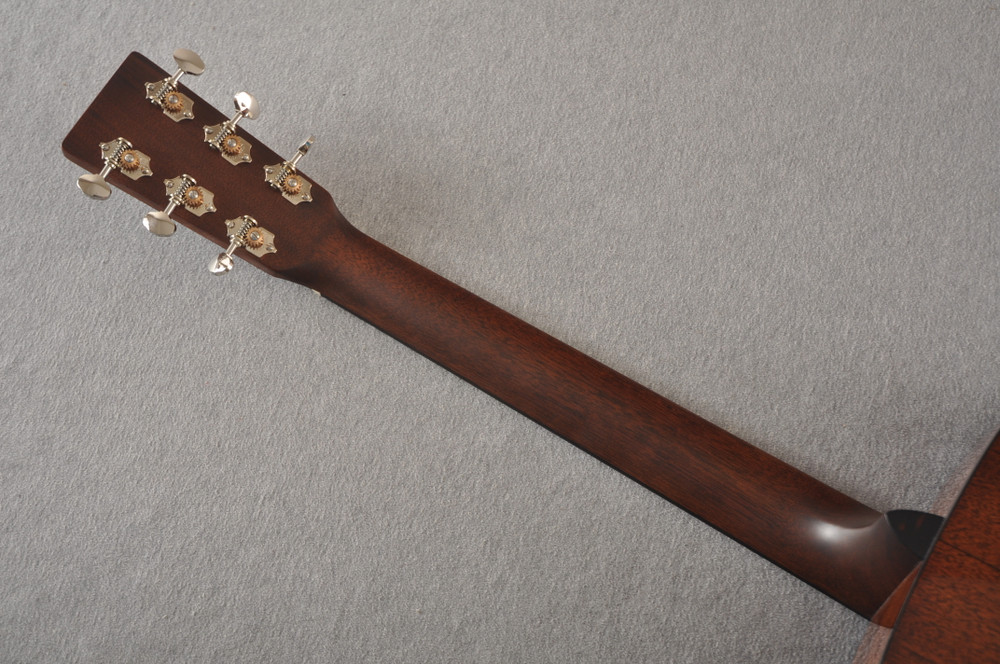 Martin Custom Dreadnaught 18 Style GE Adirondack Waverly #2371542 - Back