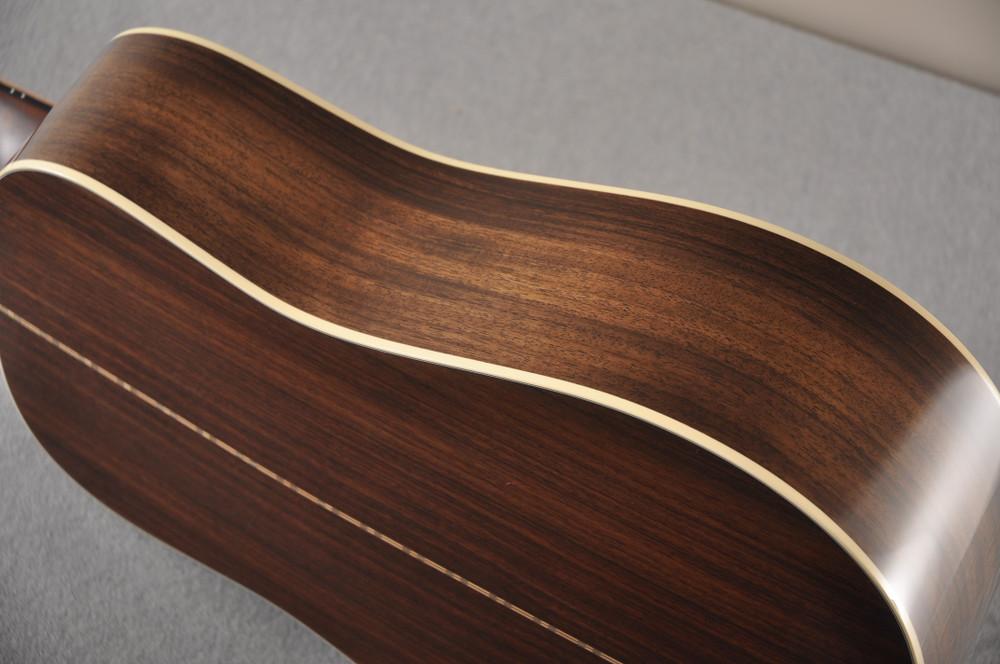 Martin Custom D12 12 String Style 28 Adirondack Sunburst #2372956 - Side