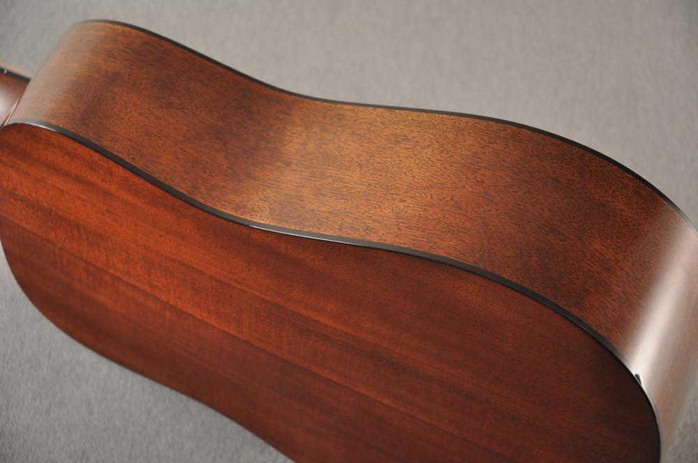 Martin Custom Dread Style 18 Adirondack Sunburst Guitar #2371539 - Side