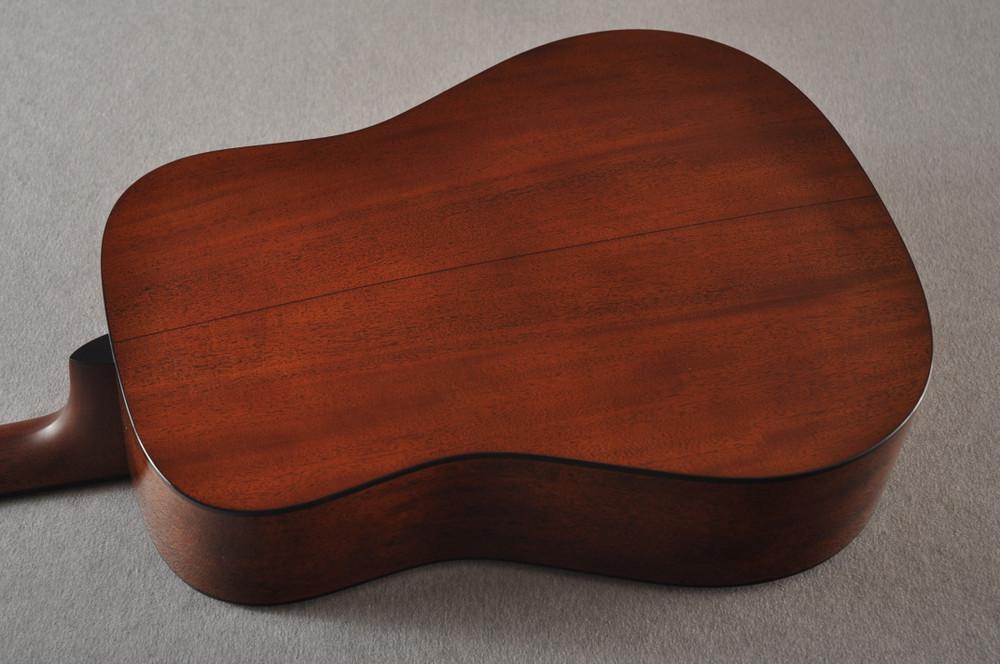 Martin Custom Dread Style 18 Adirondack Sunburst Guitar #2371539 - Back