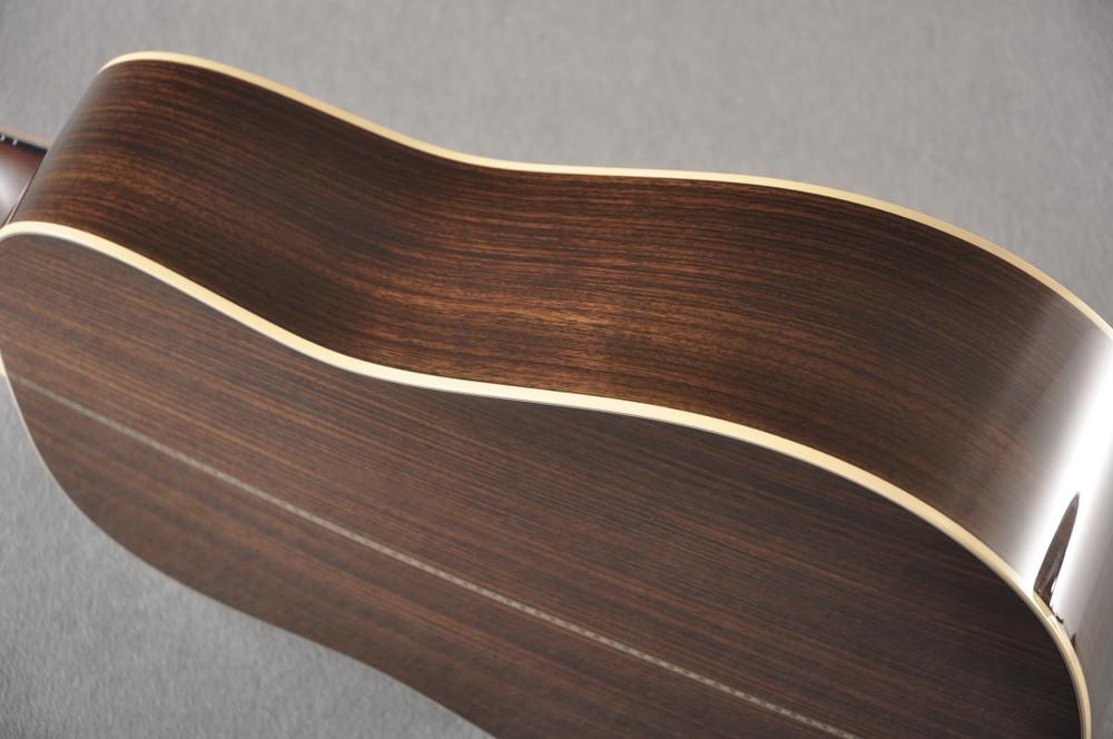 Martin Custom HD Style 28 Marquis Ambertone GE Adirondack #2372954 - Side