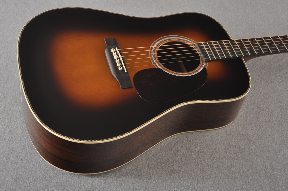 Martin Custom HD Style 28 Marquis Sunburst GE Adirondack #2372955 - Beauty