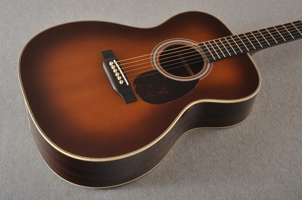 Martin OM-28 Ambertone Orchestra Model Acoustic Guitar #2377846 - Beauty