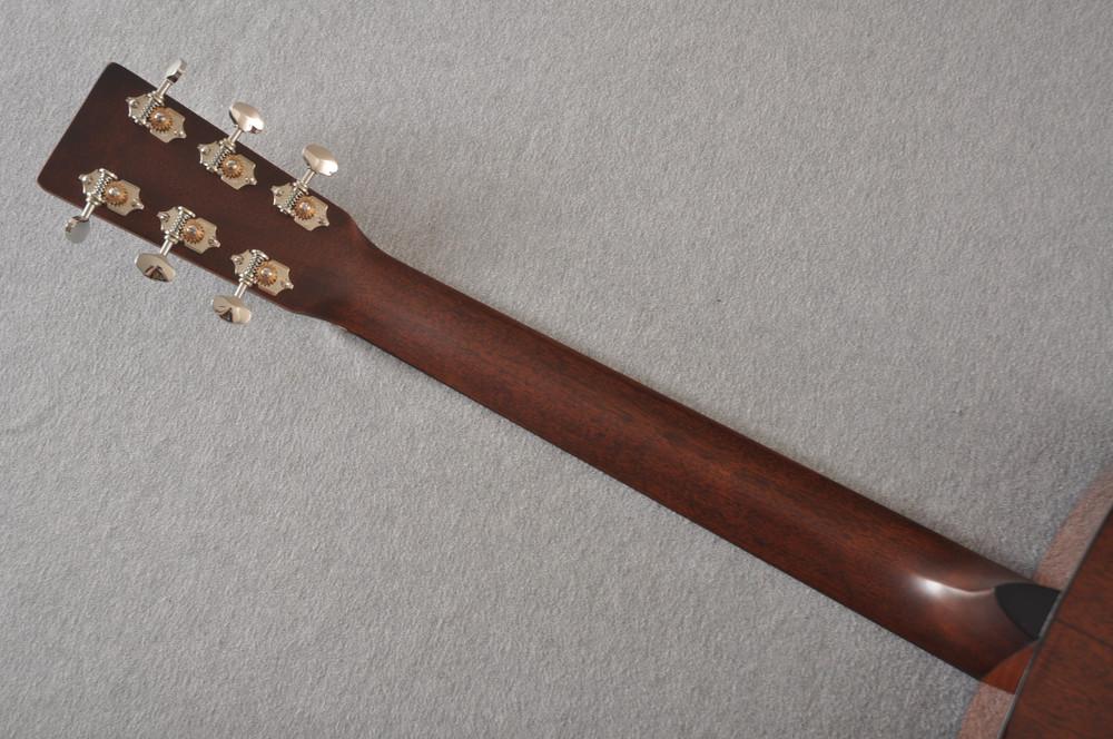 Martin Custom D Sunburst 18 Style GE Adirondack Waverly #2386332 - Back Neck
