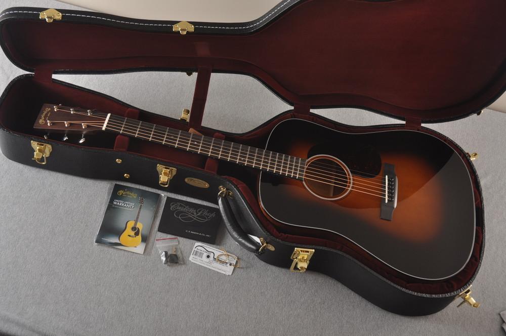 Martin Custom D Sunburst 18 Style GE Adirondack Waverly #2386332 - Case