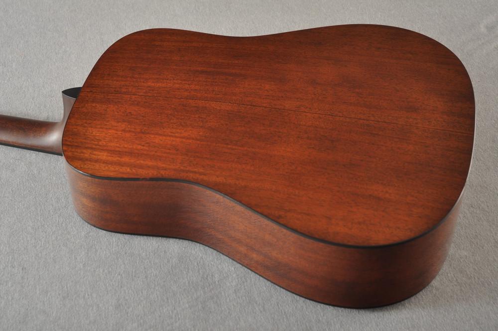 Martin Custom 18 Style Dreadnought Adirondack Ambertone #2386328 - Back