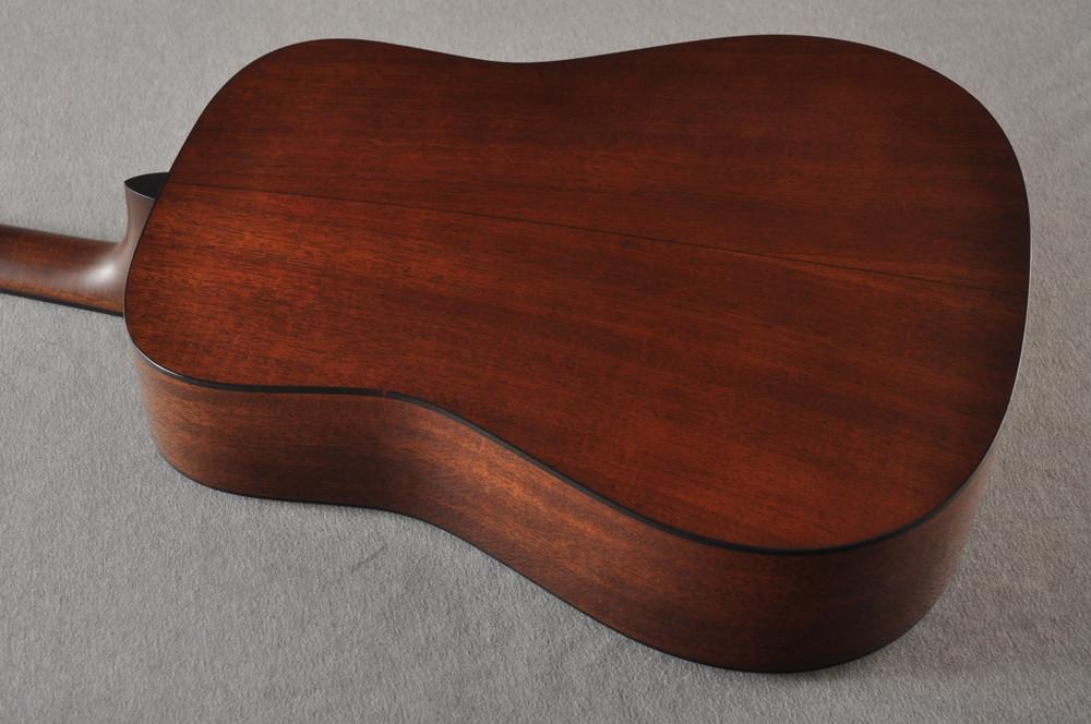 Martin Custom Dread Style 18 GE Adirondack Ambertone #2386331 - Back Angle