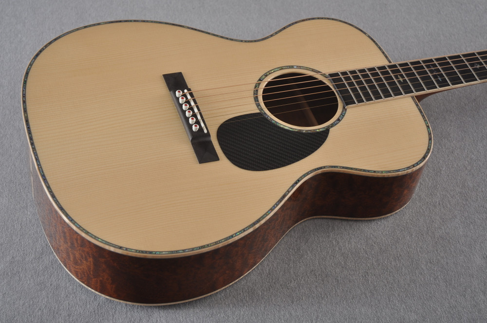 2019 Martin OMSS NAMM Show Special OM-18 Guitar #3 of 22 Signed CFM IV - Beauty