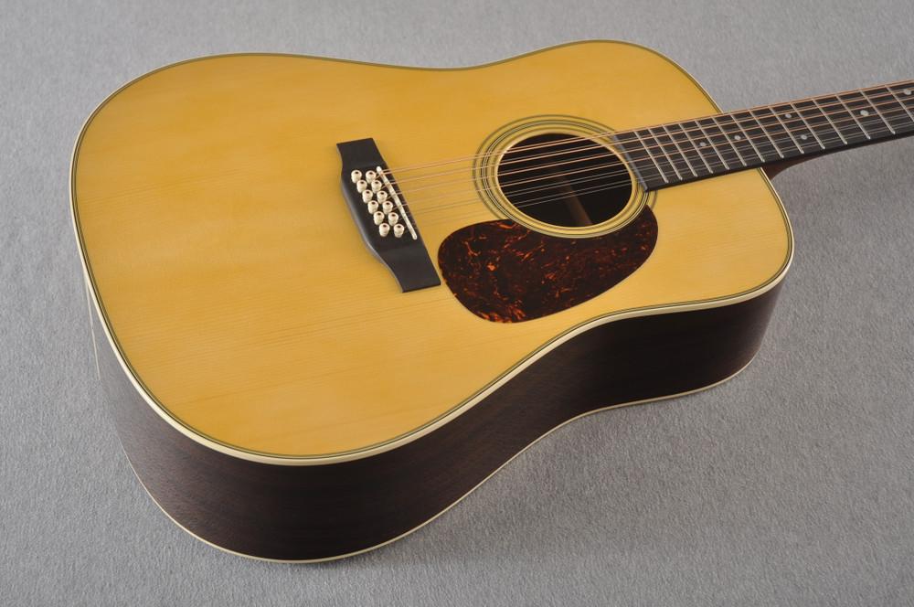 Martin Custom D12 12 String Style 28 Adirondack #2388894 - Beauty