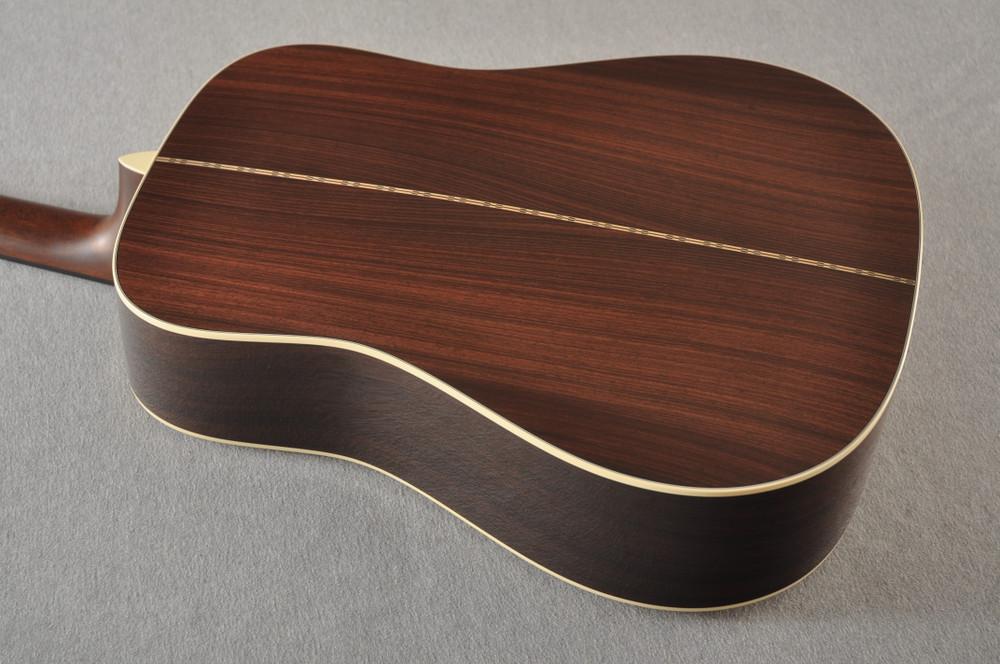 Martin Custom D12 12 String Style 28 Adirondack #2388894 - Back Angle