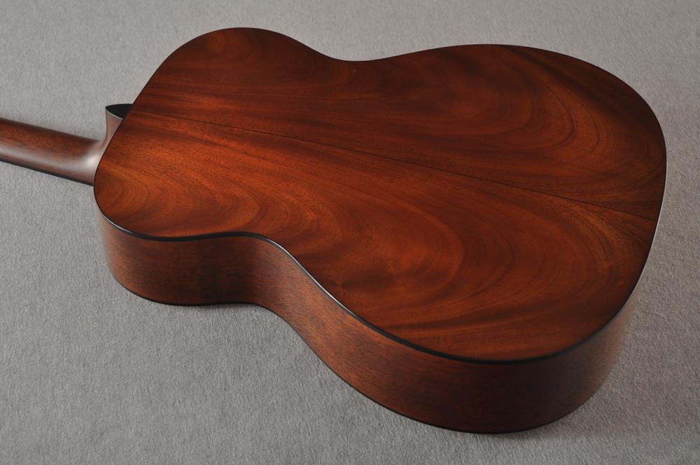 Martin Custom OM Style 18 Adirondack Sinker Mahogany #2398533 - Side Angle