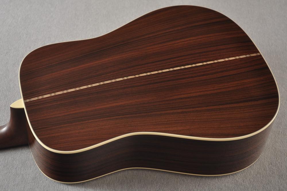 D-28 Standard Dreadnought Acoustic Guitar #2411821 - Back