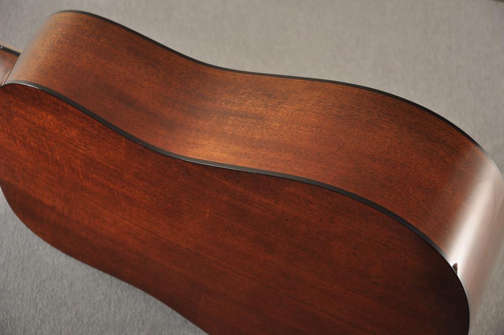 Martin Custom D Style 18 Adirondack Mahogany Dread #2386327 - Side