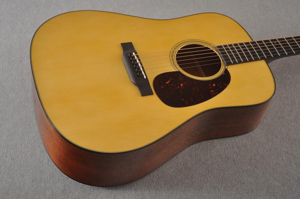 Martin Custom D Style 18 Adirondack Mahogany Dread #2386327 - Beauty