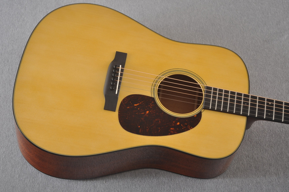 Martin Custom D Style 18 Adirondack Mahogany Dread #2386327 - Top