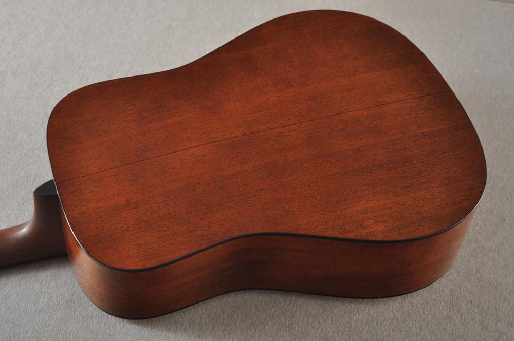 Martin Custom D Style 18 Adirondack Mahogany Dread #2386327 - Back Angle