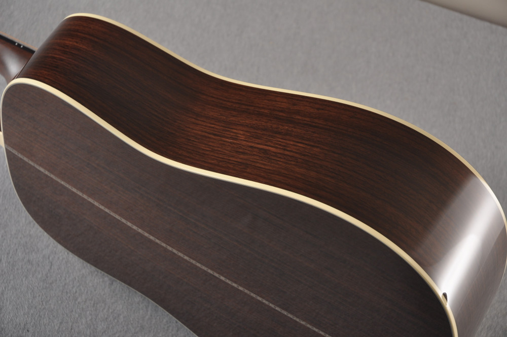 Martin HD-28 Sunburst Standard Dreadnought Acoustic #2421762 - Side