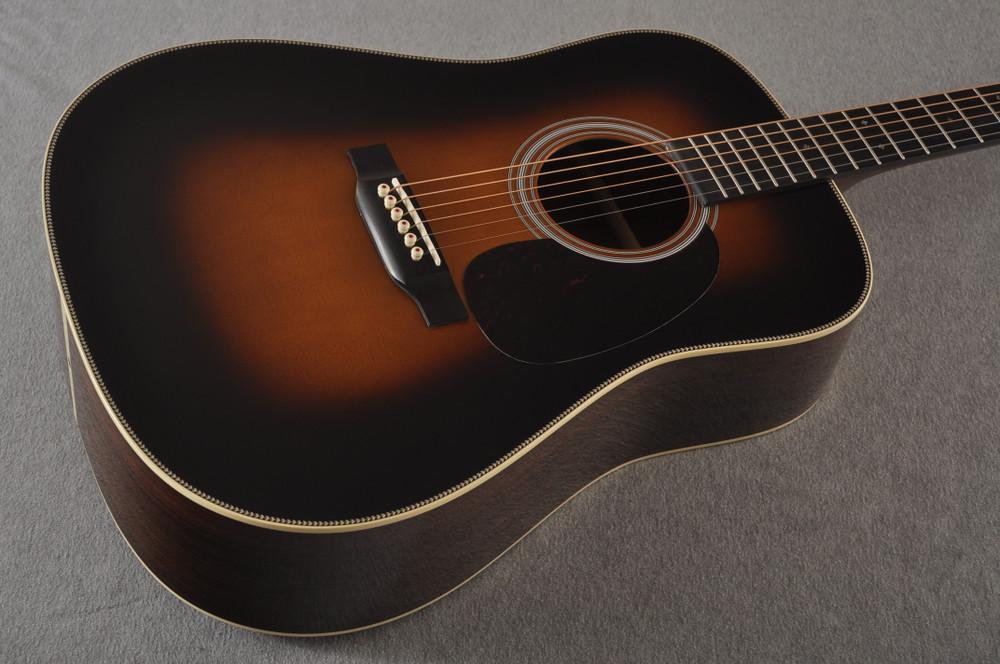 Martin HD-28 Sunburst Standard Dreadnought Acoustic #2421762 - Beauty