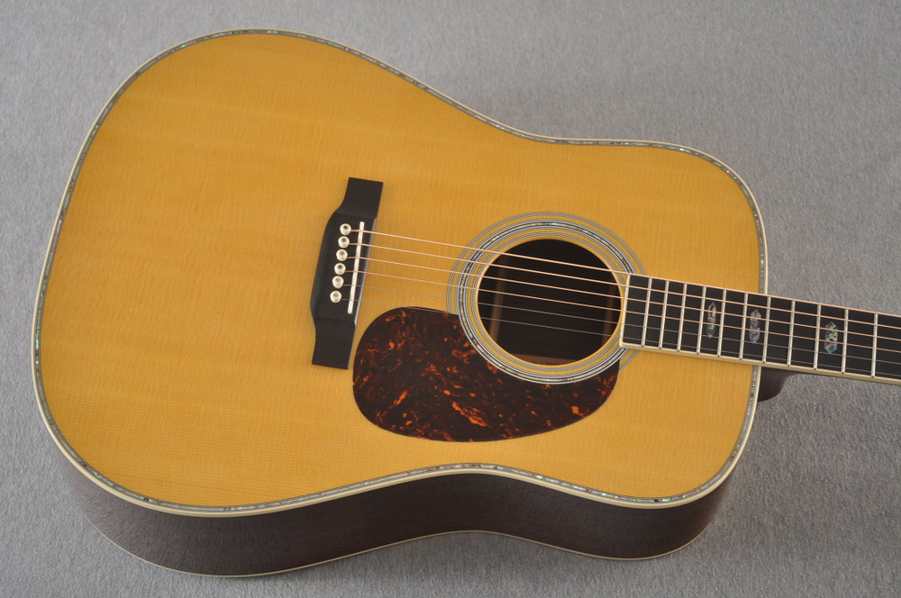 Used 2020 Martin D-41 #2347438 - Top