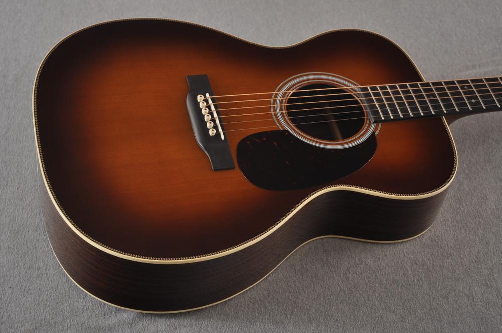 Martin Custom 000 Style 28 Adirondack Ambertone Guitar #2439245 - Beauty