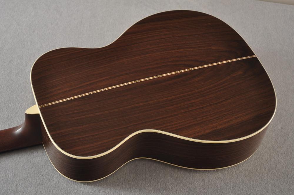 Martin Custom 000 Style 28 Marquis Adirondack GE Scallop #2457201 - Back