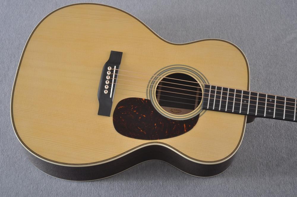 Martin Custom 000 Style 28 Adirondack Guitar #2439246 - Top