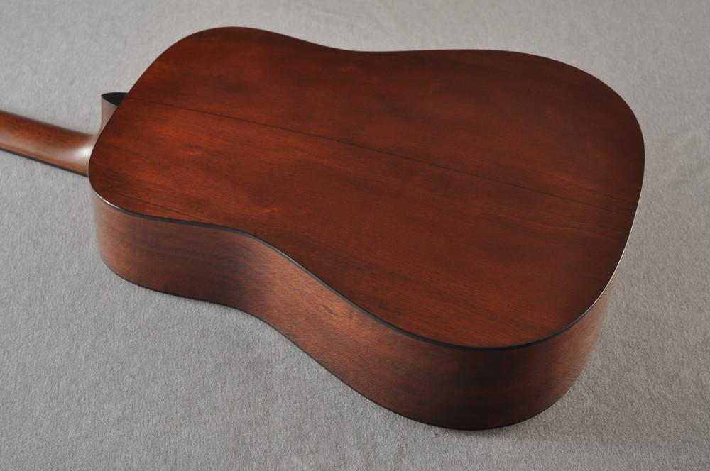 Martin Custom D Style 18 GE Adirondack Sinker Mahogany #2441720 - Back Angle