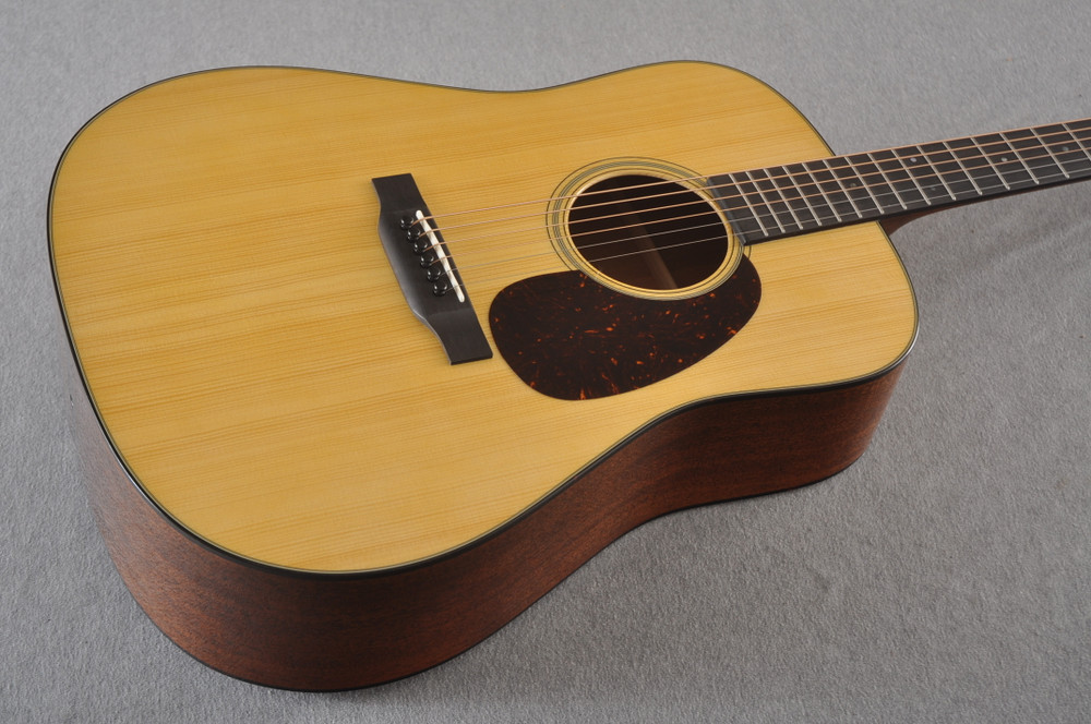 Martin Custom Dreadnought Style 18 GE Adirondack Waverly #2457204 - Beauty