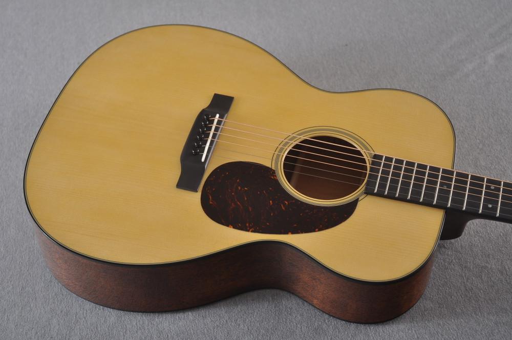 Martin Custom 000 Style 18 Adirondack Acoustic Guitar #2441725 - Top Angle