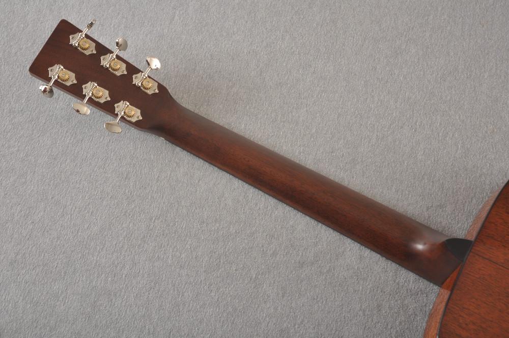 Martin Custom 000 Style 18 Adirondack Acoustic Guitar #2441725 - Back Neck