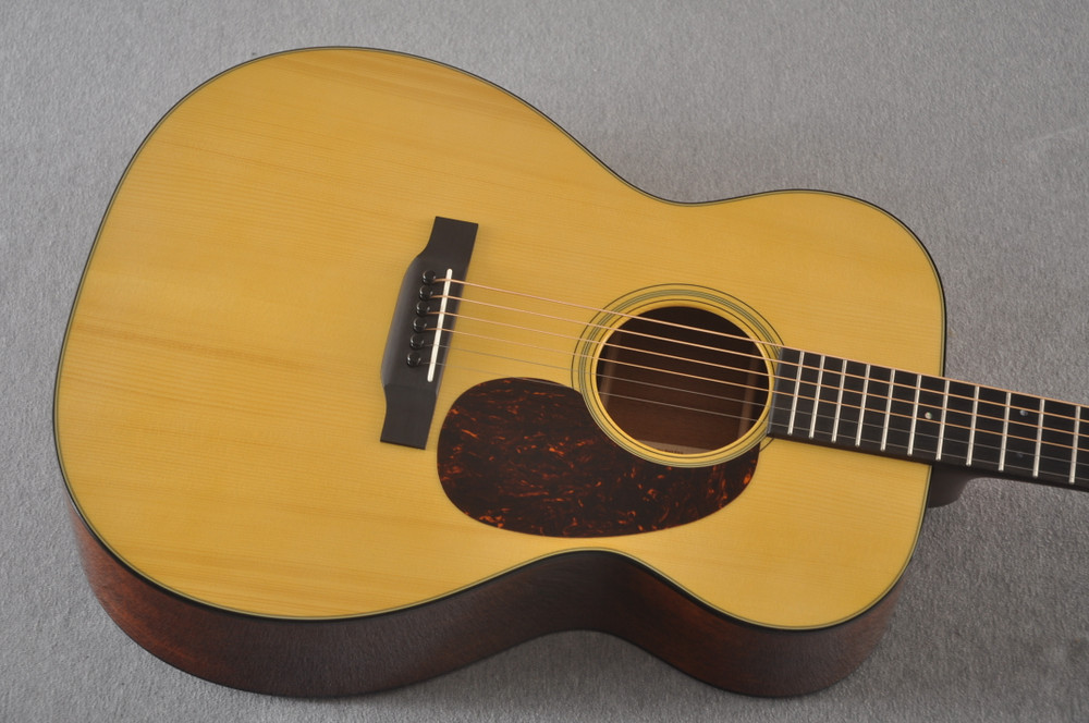 Martin 000 Custom Style 18 GE Golden Era Adirondack Sinker #2457212 - Top