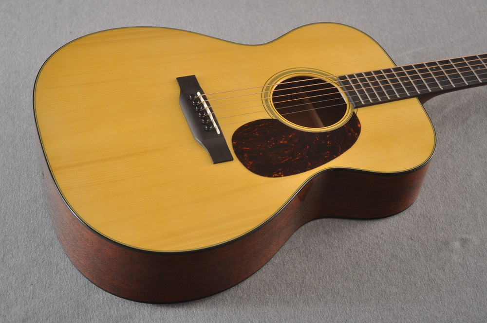 Martin 000 Custom Style 18 GE Golden Era Adirondack Sinker #2457212 - Beauty