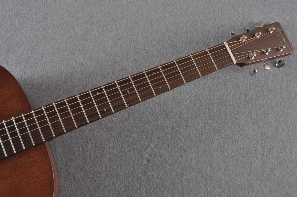 Martin D-15M Solid Mahogany Dreadnought Acoustic Guitar - #2081235 - View 2