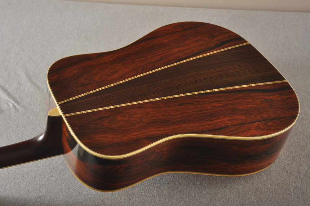 1977 Takamine F375S D-35 style #77082535 - Back