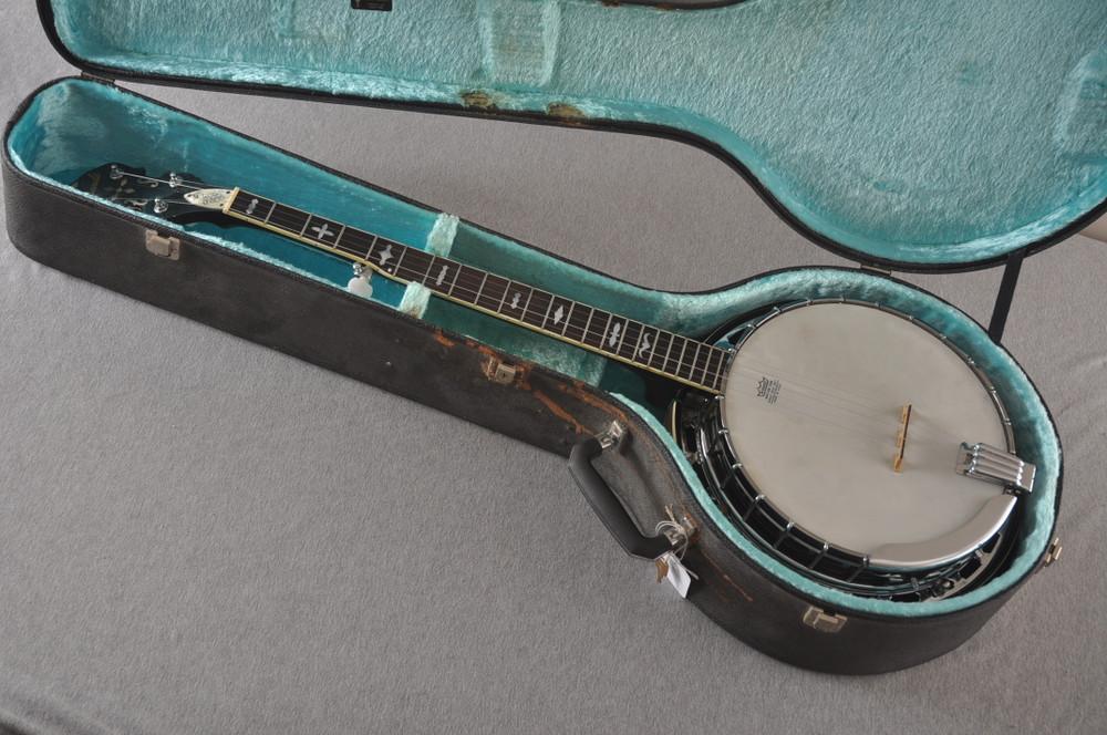 1970's Grande Banjo Made In Japan - Case