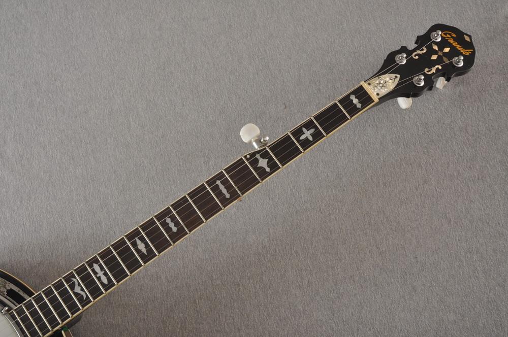 1970's Grande Banjo Made In Japan - Neck