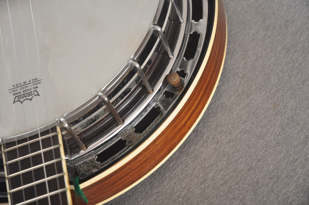 1970's Grande Banjo Made In Japan - Rim