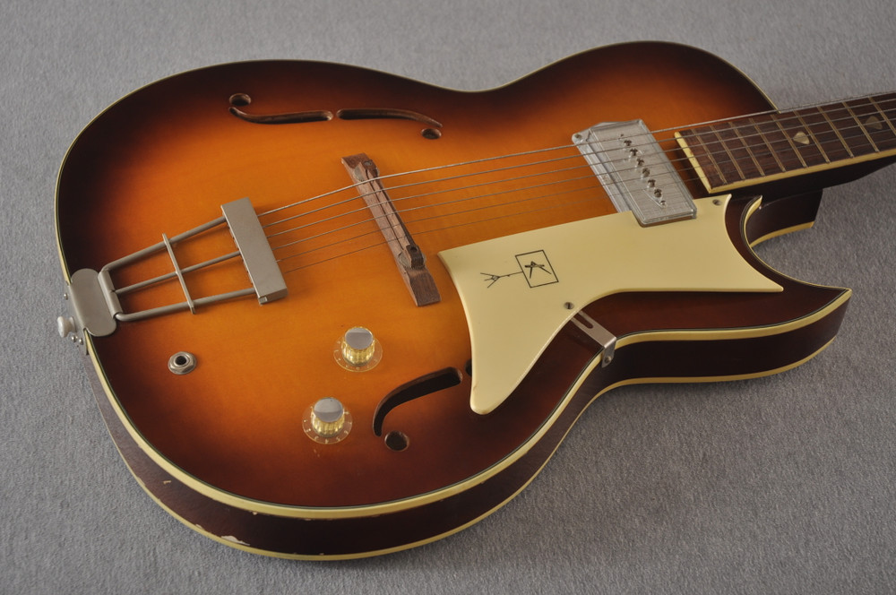 1960s Kay Galaxie Electric Guitar - Beauty