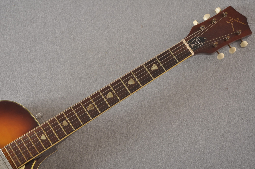 1960s Kay Galaxie Electric Guitar - Neck