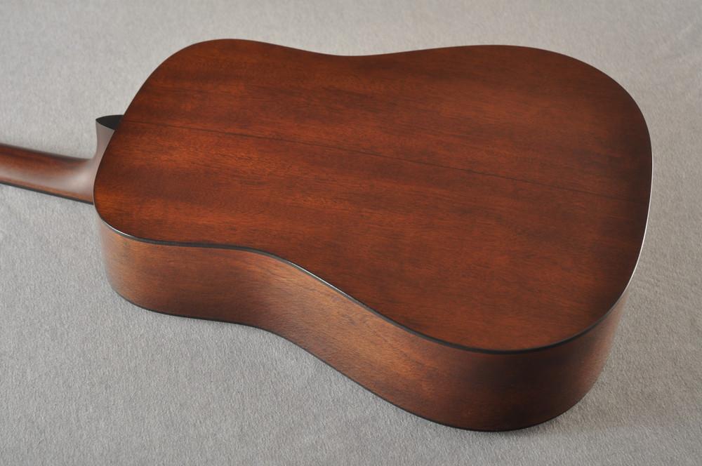 Martin Custom Dread Style 18 GE Adirondack Sinker Ambertone #2483245 - Back