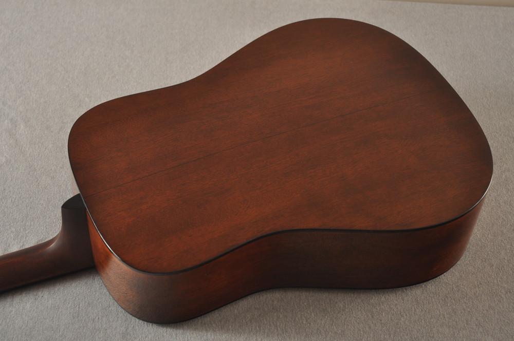 Martin Custom Dread Style 18 GE Adirondack Sinker Ambertone #2483245 - Back Angle