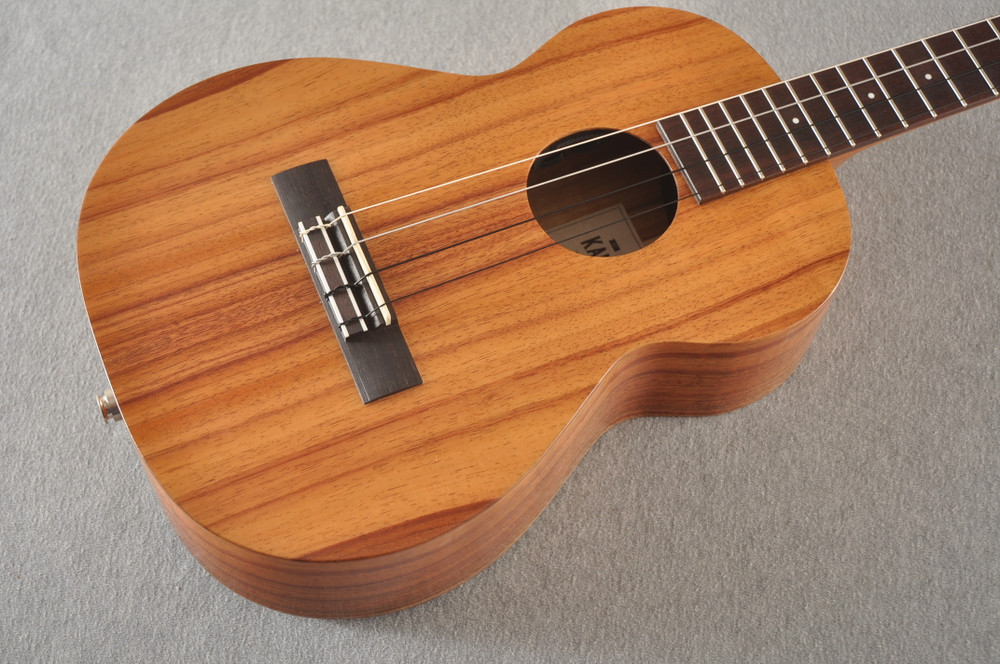 Kamaka Baritone Electric Ukulele HF-4 - Made in Hawaii - 191239