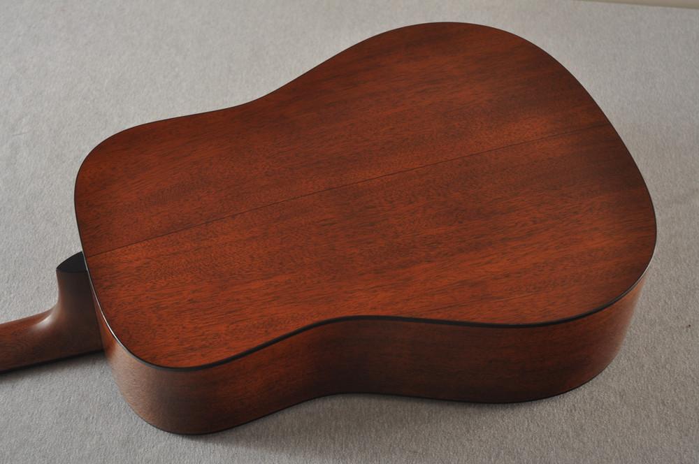 Used 2020 Martin Custom D 18 Adirondack Sunburst #2397727 - Back Angle