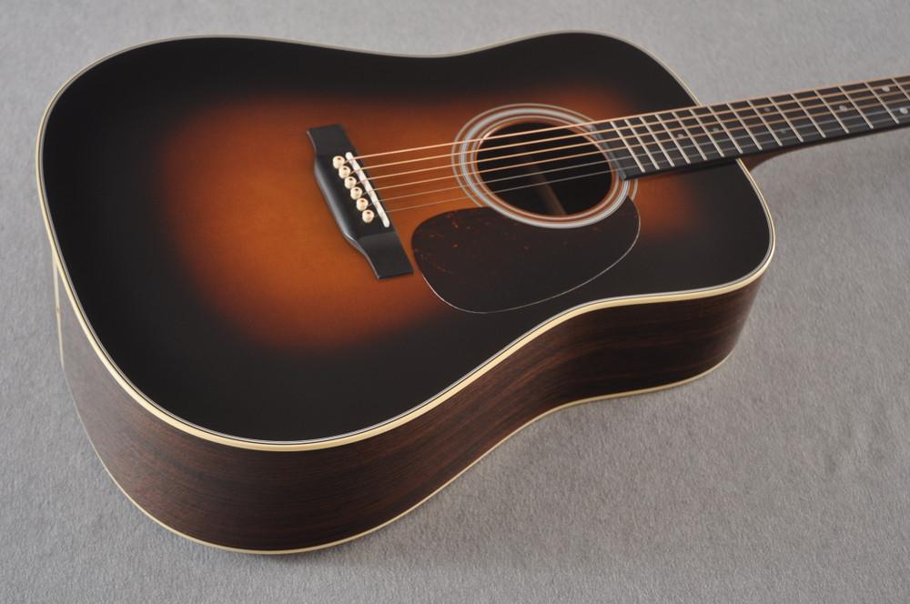 Martin D-28 Sunburst Standard Dreadnought Guitar #2522330 - Beauty