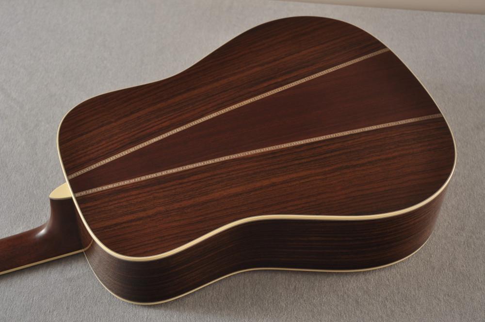 Martin HD-35 Dreadnought Standard Acoustic Guitar #2502668 - Back