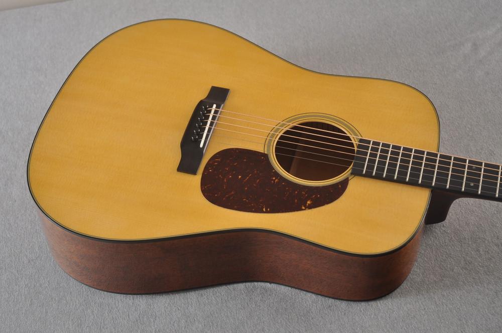 D-18 Standard Acoustic Guitar #2519877 - Top