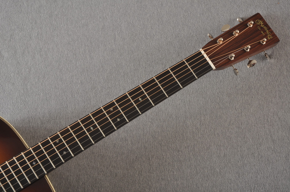 Used Martin Custom HD Style 28 Marquis Ambertone GE Adirondack #2457219