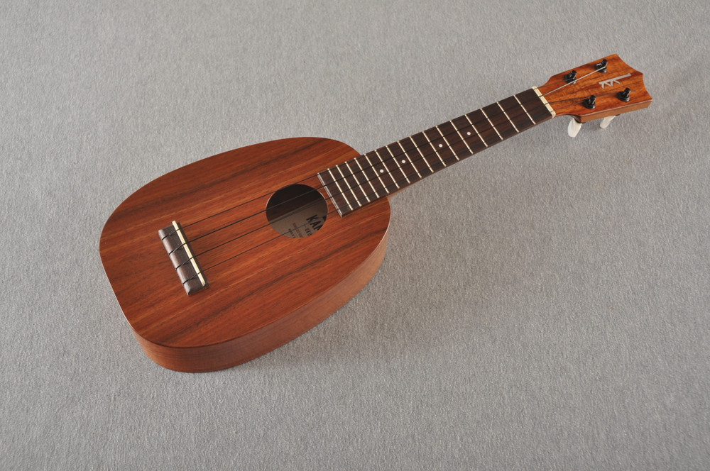 Kamaka Pineapple Ukulele Made in Hawaii HP-1 Hawaiian Koa 191654 - View 5