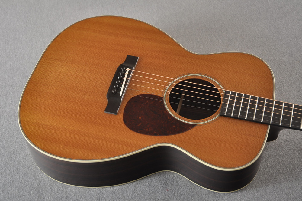 Bourgeois Generation OM Orchestra Professional Sitka Rosewood - View 6