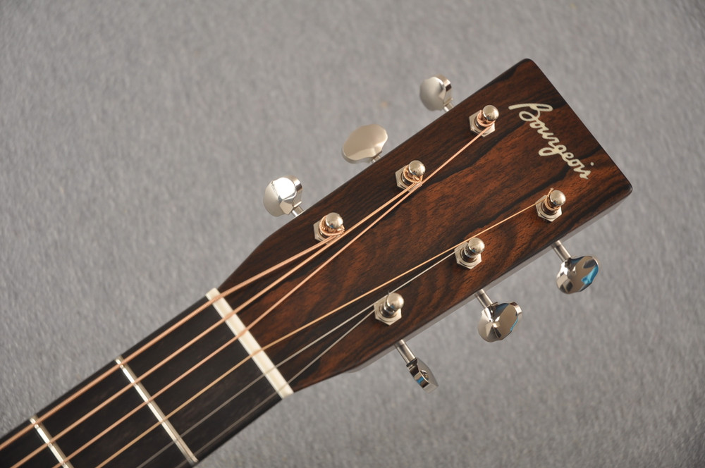 Bourgeois Generation OM Orchestra Professional Sitka Rosewood - View 8